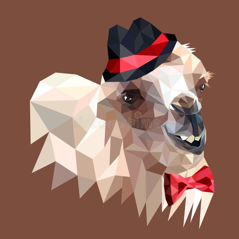 Amel del ¡de Ð en un sombrero rojo libre illustration