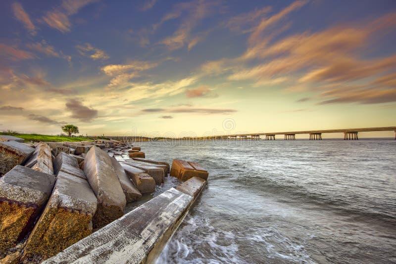 Amelia Island foto de stock