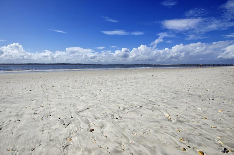 Amelia Island Florida, EUA fotos de stock