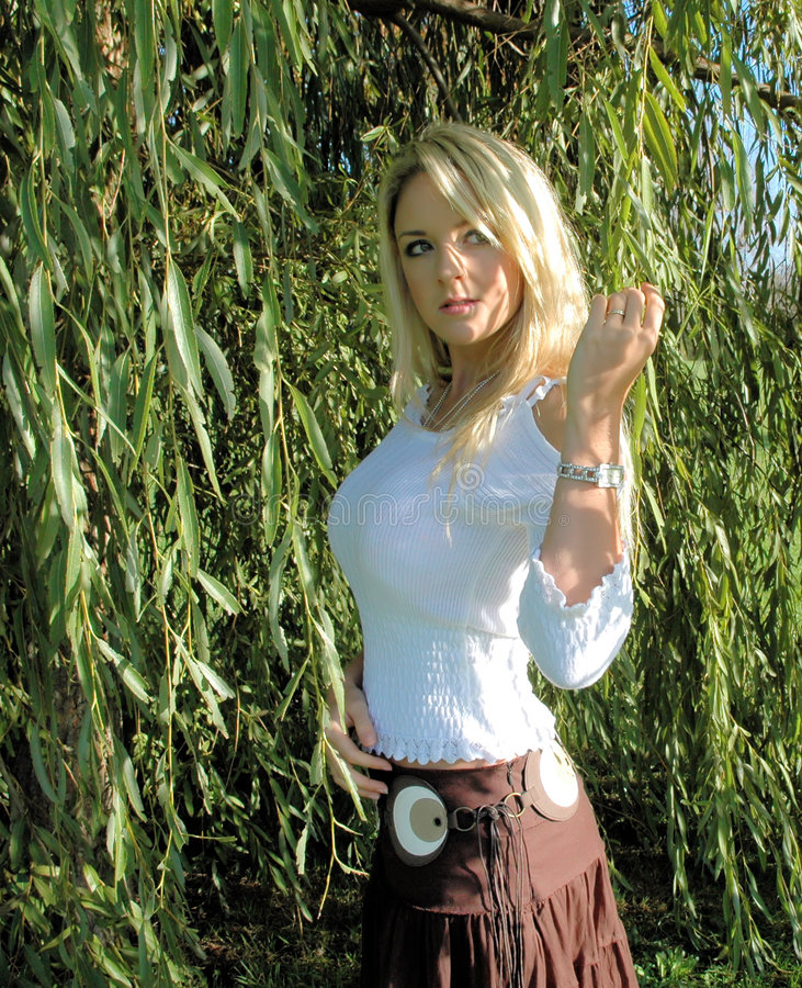 Amelia15 image libre de droits