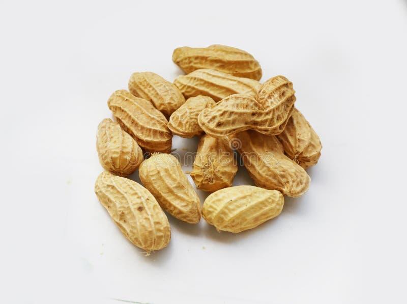 Amendoim fervido imagens de stock
