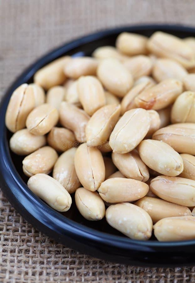Amendoins imagem de stock
