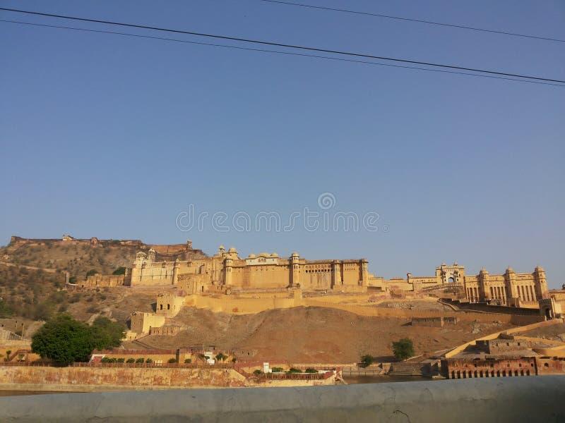 Amer Fort, Amer, Jaipur foto de archivo libre de regalías