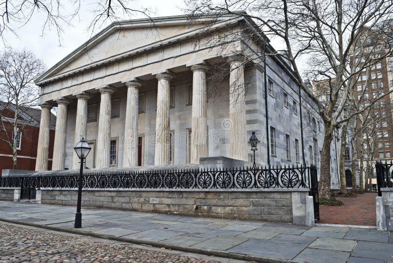america bank Philadelphia po drugie zdjęcia stock