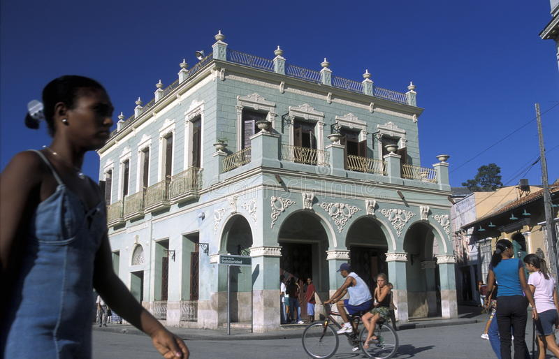 AMERICA CUBA royalty free stock photography