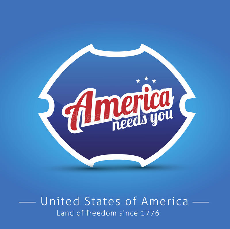 Download America Needs You Stock Photo - Image: 26563410
