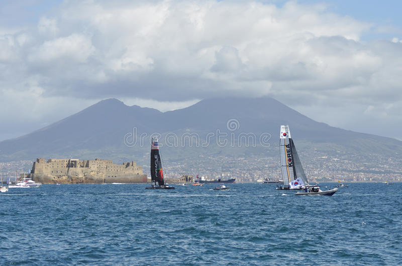 Download America's Cup 2012 In Naples Editorial Photo - Image: 24299336