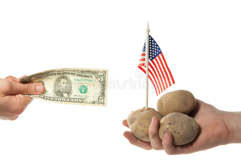 Download American Agriculturist And Businessman Stock Image - Image: 21132761