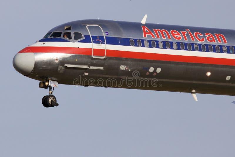 American Airlines fotografía de archivo