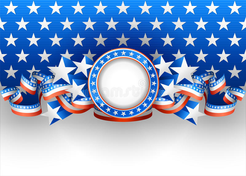 Download American background stock vector. Image of greeting, glory - 31217239