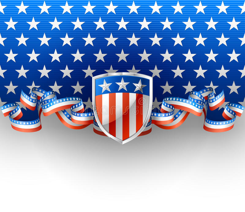 Download American background stock vector. Illustration of american - 31217259