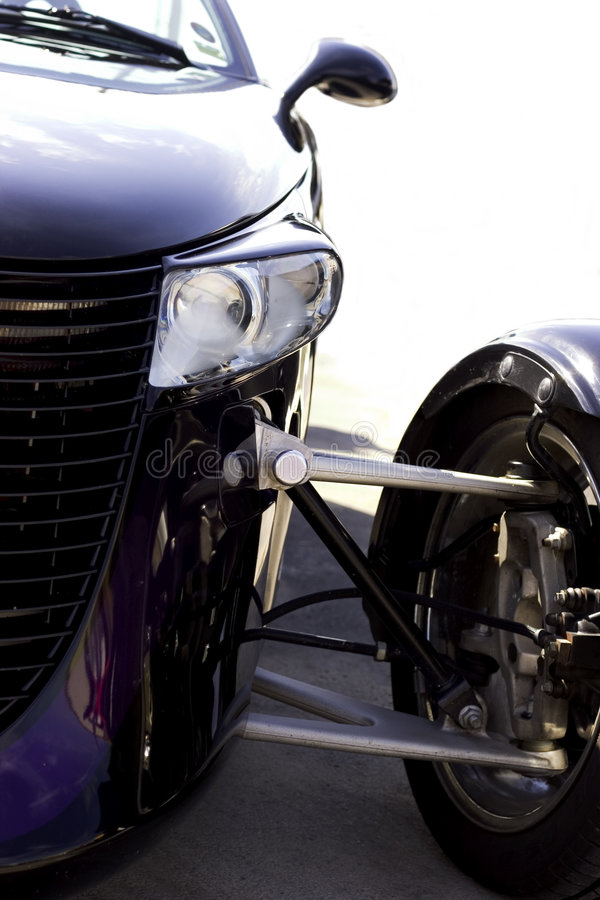 American Classic Car Show stock photos