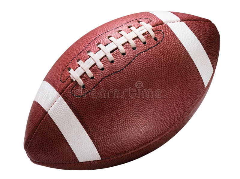 Download American College High School Junior Football On White Stock Image - Image of regulation, school: 62479257