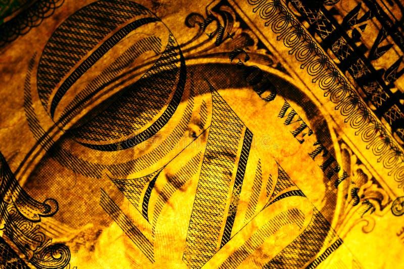 American dollar royalty free stock photography