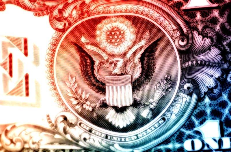 American Eagle stock image