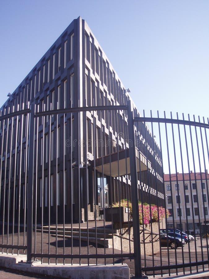 American Embassy, Oslo, Norway royalty free stock photo