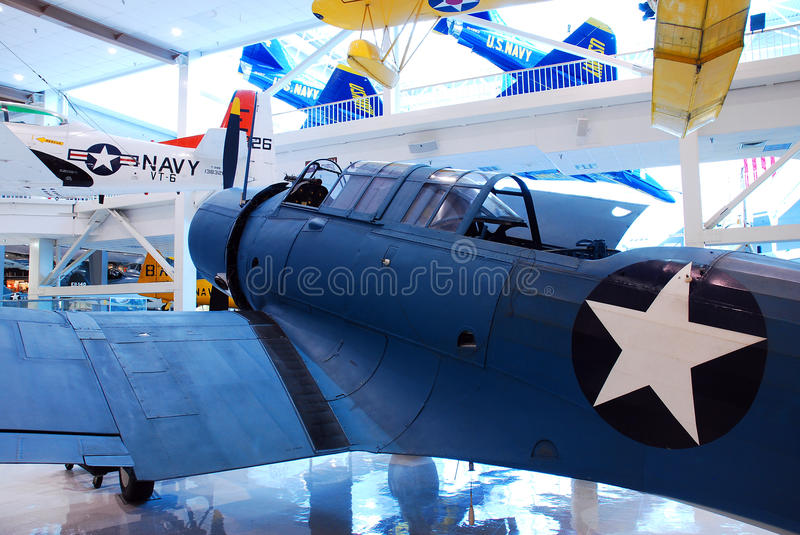 American Fighter Planes from World War II stock images