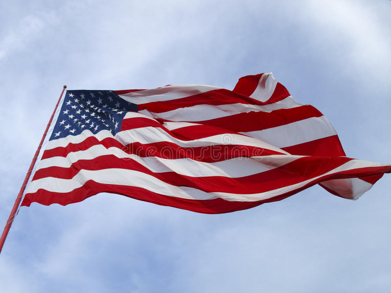 Download American Flag Royalty Free Stock Image - Image: 12324176