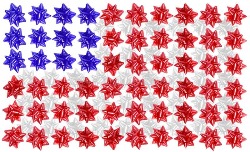 American flag royalty free stock photo
