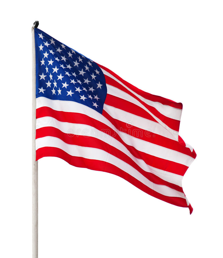 Free American Flag Royalty Free Stock Photos - 17029598