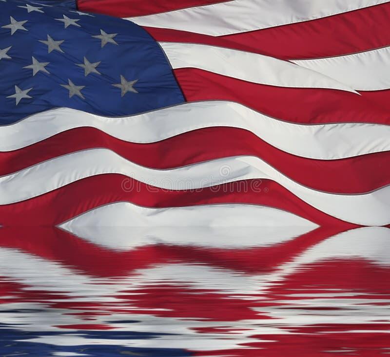 Free American Flag Royalty Free Stock Photos - 2152008