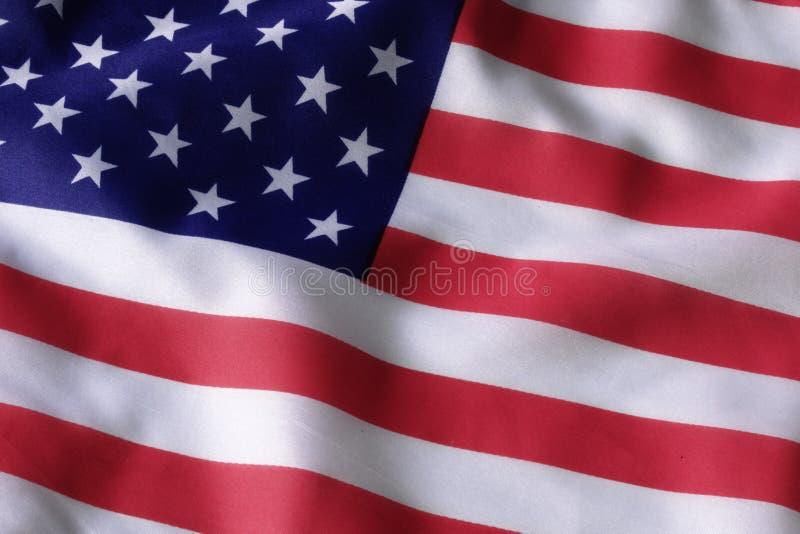 American flag. Usa flag stars stripes red white