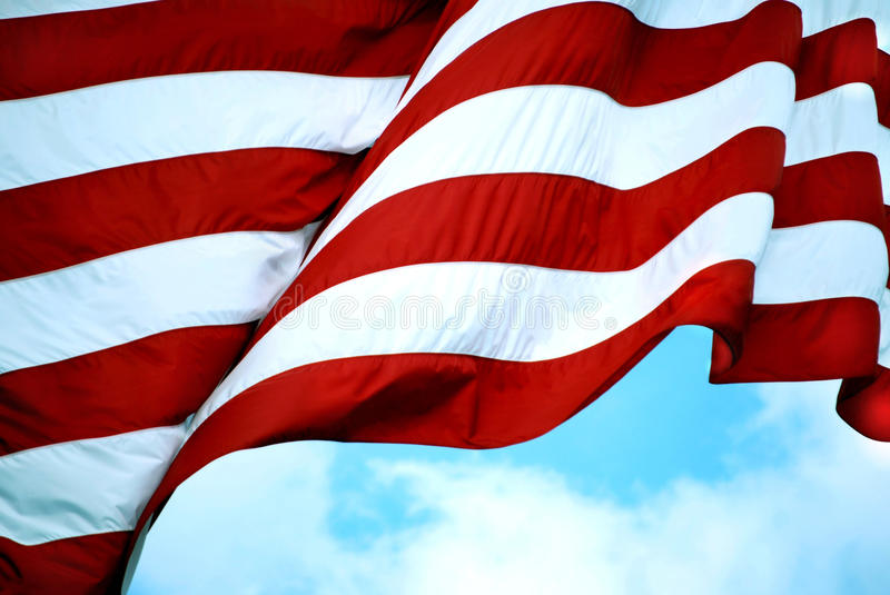 Download American Flag stock photo. Image of symbol, july, unfurled - 9753872