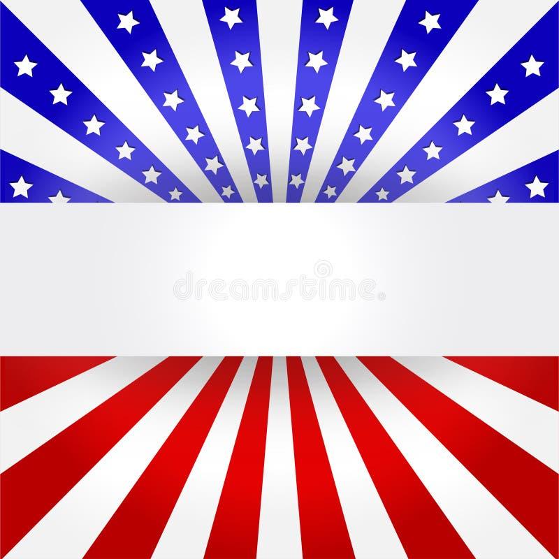 Download American flag background stock vector. Illustration of memorial - 25598778