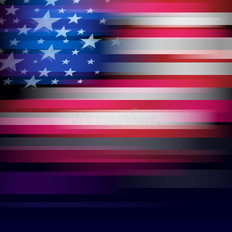 Faded American Flag Stock Illustrations – 270 Faded American Flag