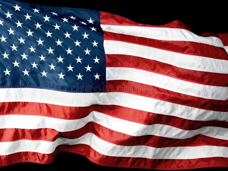 American Flag. Flag American Culture USA Waving Sky The Americas stock photos