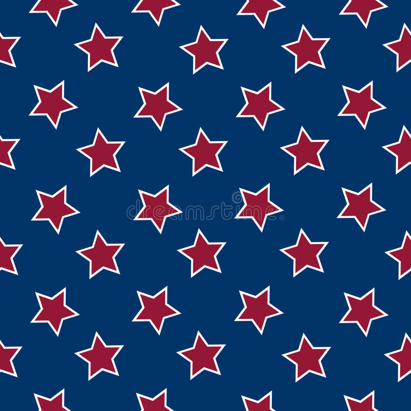 Download American Flag Stars Background Stock Vector - Image: 14852190