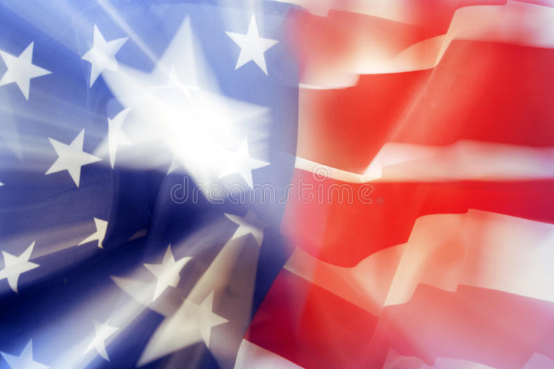 American flag. Stars and stripes American flag stock photos