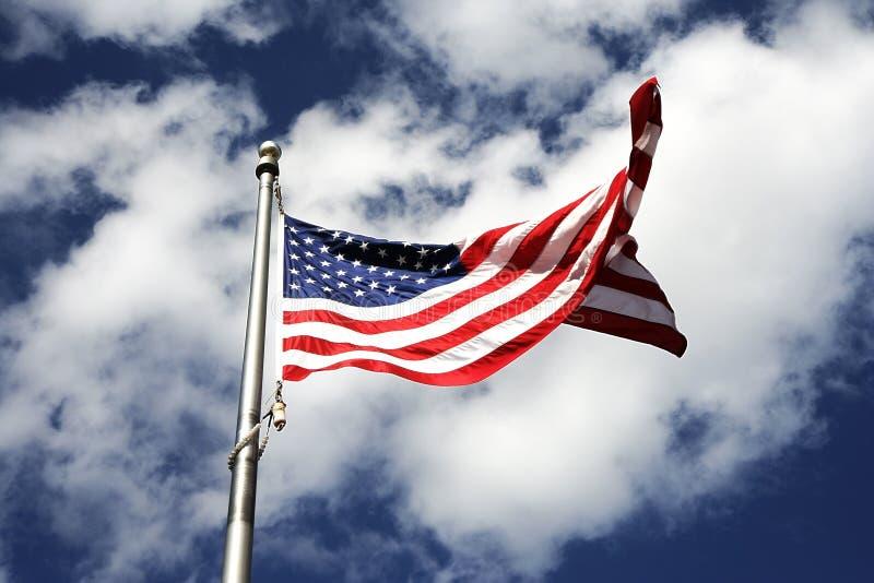 Download American Flag Waving Stock Photos - Image: 4684403