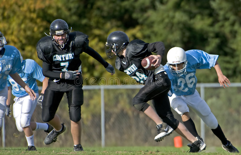 American football 02 stock photos
