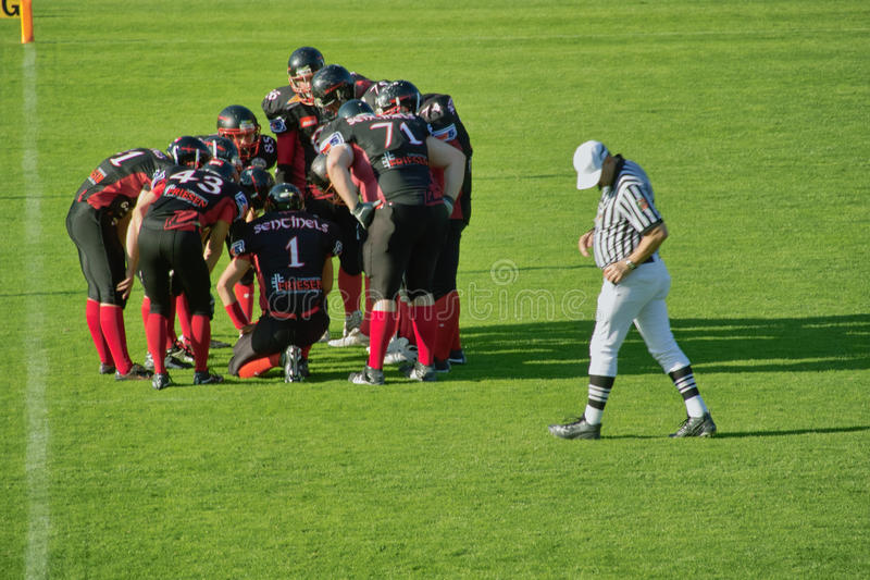 Download American Football editorial photo. Image of sentinels - 10564291