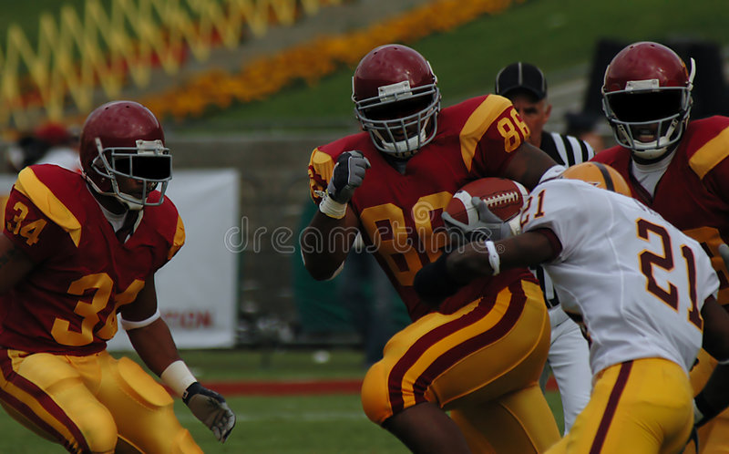 Download American Football stock photo. Image of american, sports - 1569428