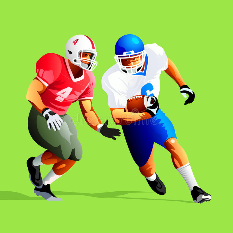 Download American Football Royalty Free Stock Photo - Image: 26265185