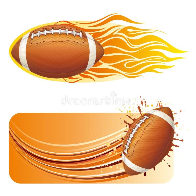 Download American Football Design Element Stock Vector - Image: 18570302