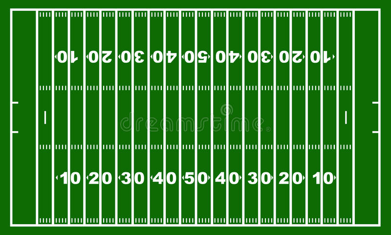 Download American Football Field Stock Photos - Image: 24089823