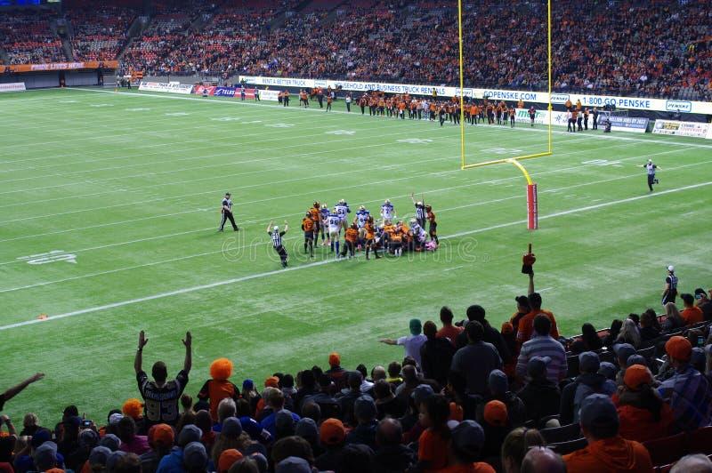 American football game stock photos