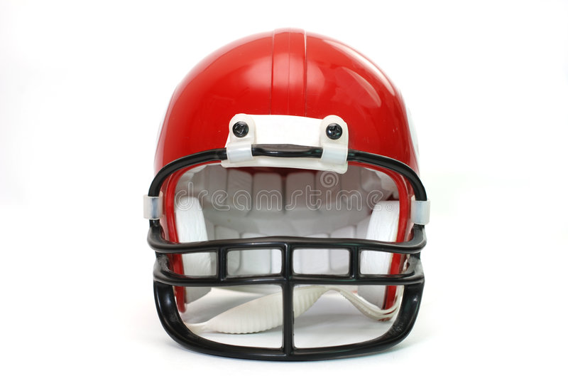 American Football Helmet stock photos