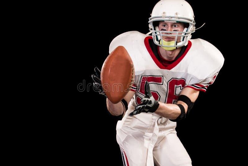 American Football Player stock photos