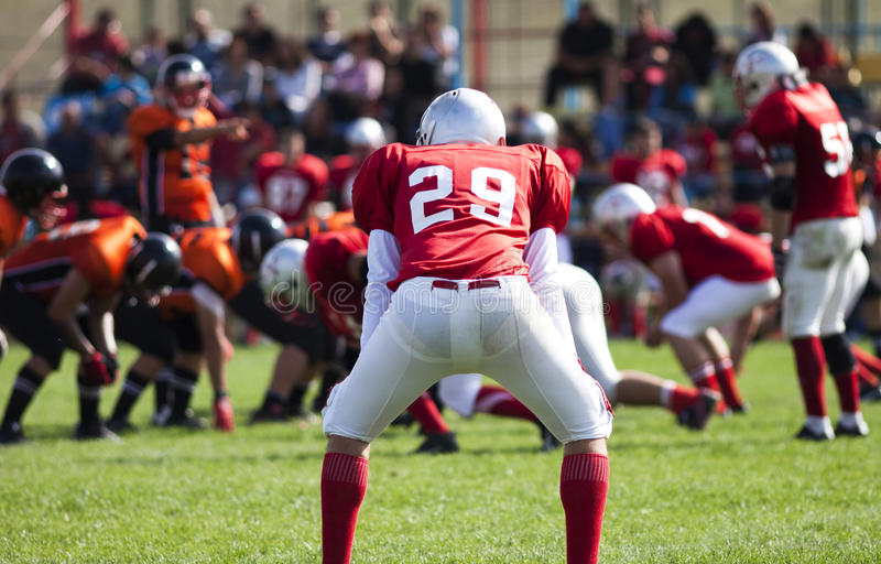 Download American football players editorial photography. Image of field - 26913807