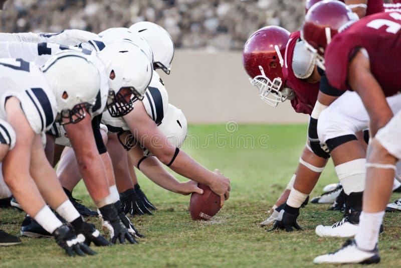 American Football Teams stock photos