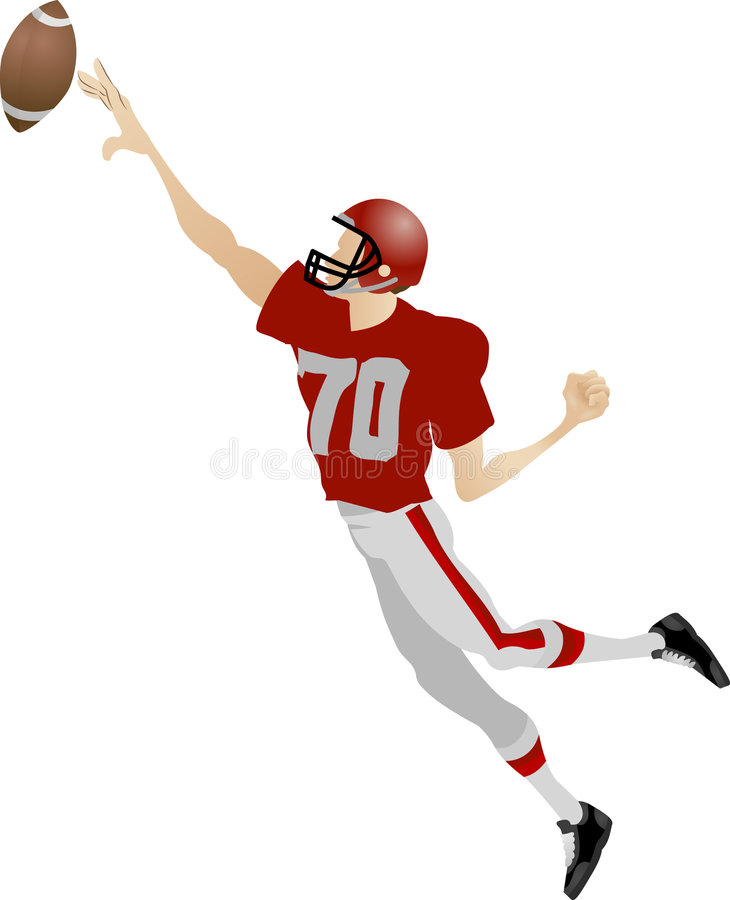 Free American Footballer Stock Images - 4451954