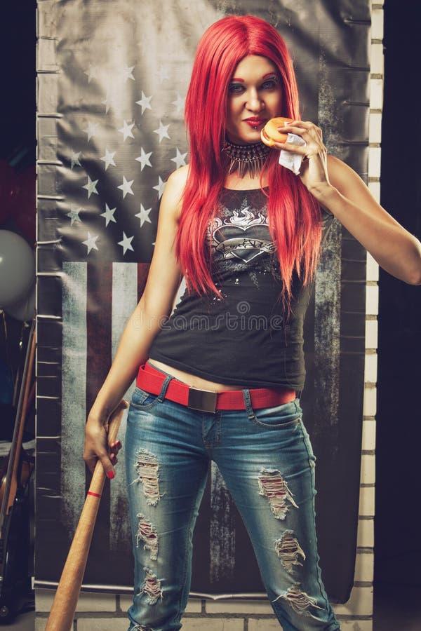 American girl stock photos
