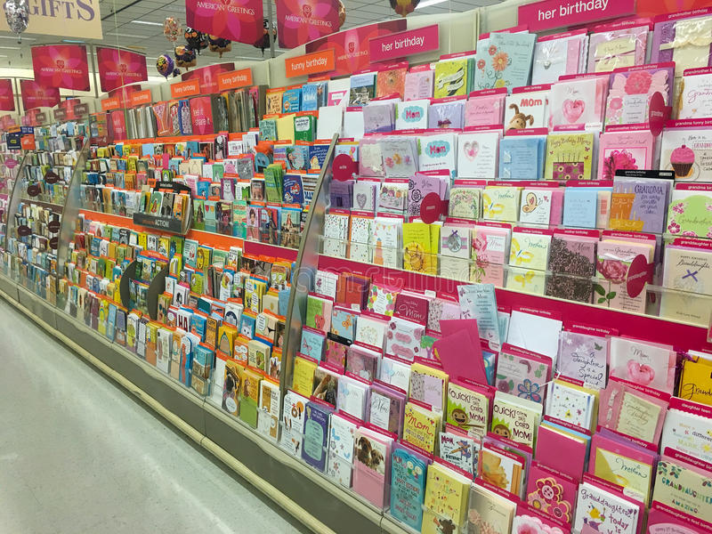 American greetings card selection at store editorial photography download american greetings card selection at store editorial photography image of card greetings m4hsunfo