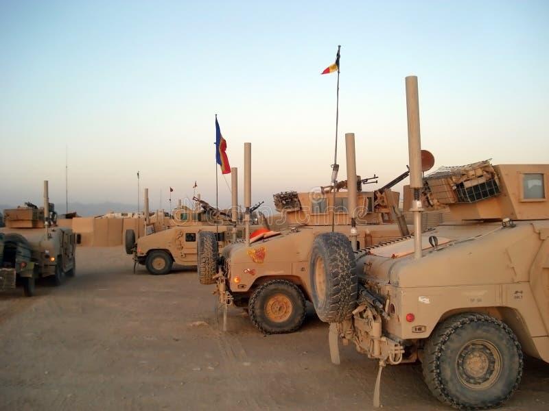 American Humvee stock photos