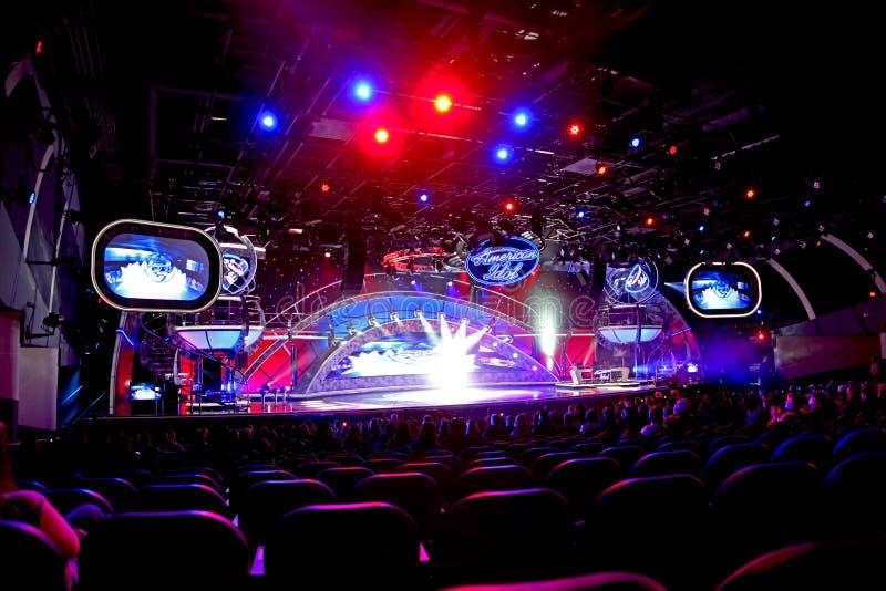 American Idol stock image