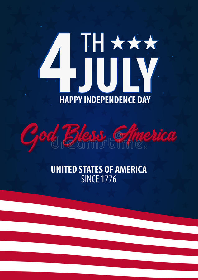 American independence day god bless america 4th july template download american independence day god bless america 4th july template background for greeting m4hsunfo